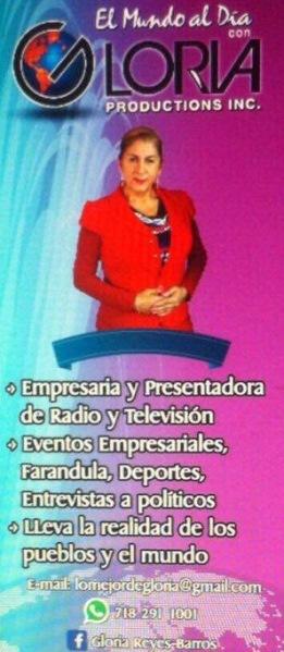 Gloria Reyes