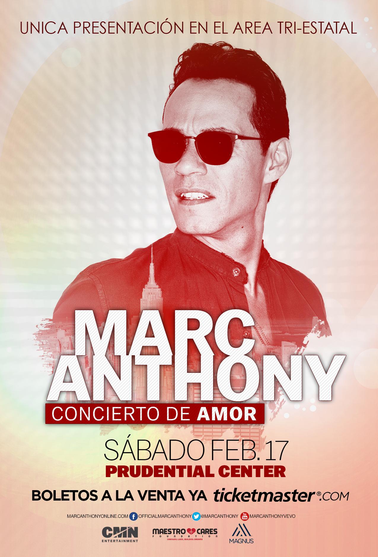 Marc Antony 2018