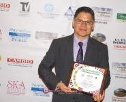 09-26-2013 Colombiano del Año Reconocimietno Zoylo Nieto