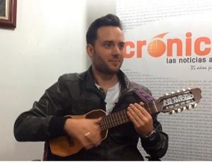 """""""Chiquita"""": Nuevo Disco Musical De José Antonio Mora"""
