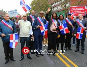 La comunidad dijo presente en el Desfile Dominicano del Condado de Queens
