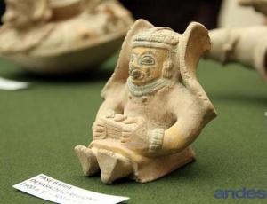 Ecuador fortalece la protección y control de bienes culturales
