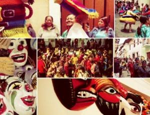 ¡Disfruta del Carnaval Quiteño!